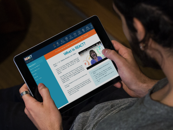 JMH - A Web-Based Intervention for Relatives of People